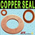 Copper Washer 22mm x 27mm M22 Metric Sealing Ring